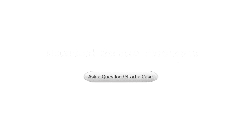 Notarized Sample Purchases in Zhengzhou