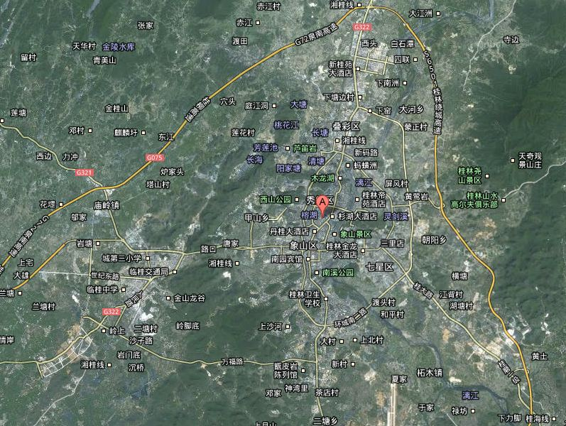 Guilin Map